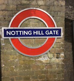 Notting Hill Gate Underground Station