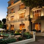 Boutique Escape for Two at The Colonnade Hotel